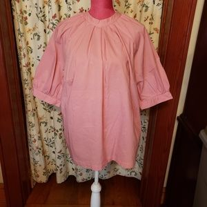 Eloquii pink top